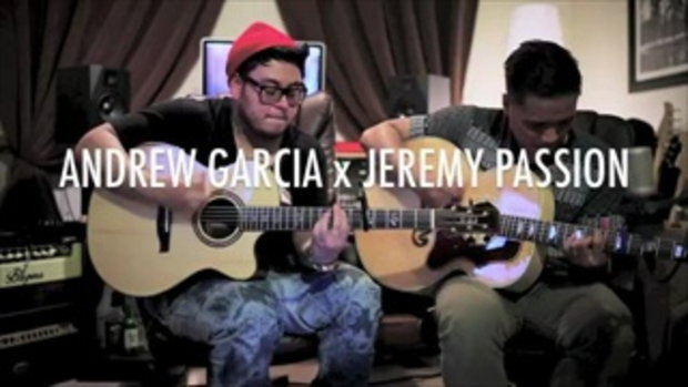 A Thousand Miles (Vanessa Carlton Cover) by Jeremy Passion & Andrew Ga