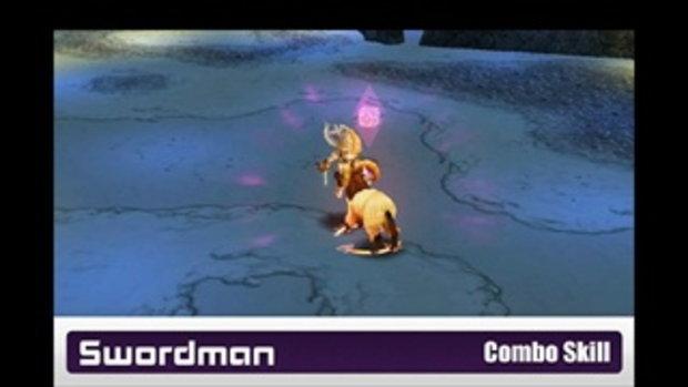 Swordman Combo Skill