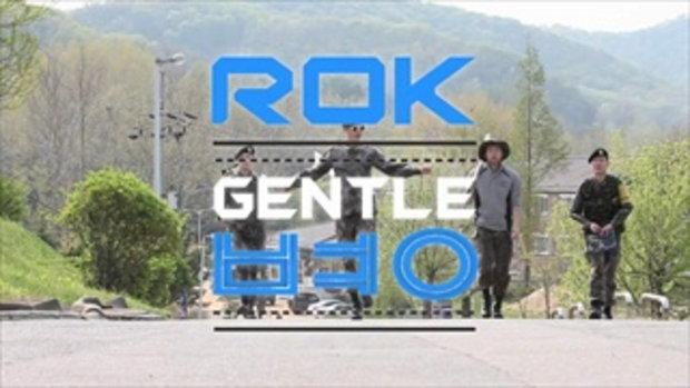 PSY-Gentleman R.O.K Army Parody GentleSoldie