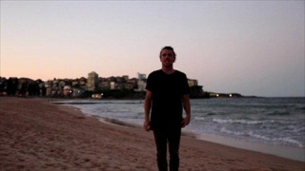 ภาพนาทีระทึก จากกล้องวิดีโอของคู่รักนักท่องเที่ยว ที่ถ่ายไว้ในช่วงวันหยุดพักร้อน