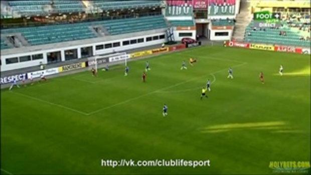 เอสโตเนีย 0-2 เบลารุส (กระชับมิตร)