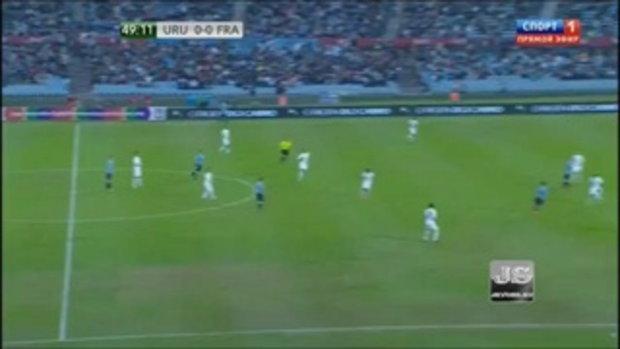 อุรุกวัย 1-0ฝรั่งเศส (กระชับมิตร)