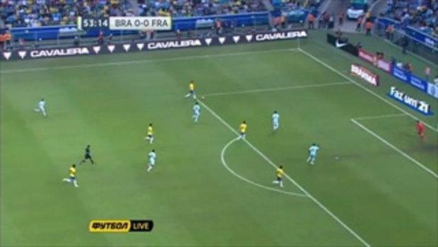 คลิปไฮไลท์ กระชับมิตรทีมชาติ บราซิล 3-0 ฝรั่งเศส