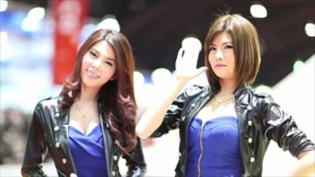 พริตตี้ Bangkok Motor Show 2013 3