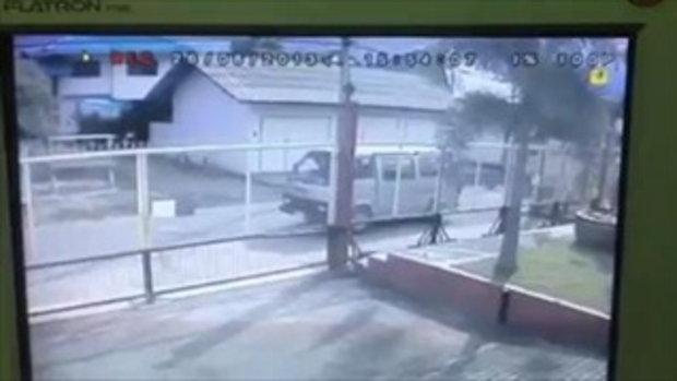 เตือนภัย!..รถโรงเรียน