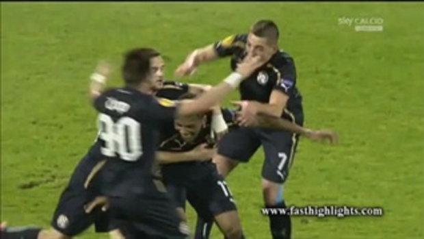 ไฮไลต์ฟุตบอล ดินาโม ซาเกร็บ 1-2 เชอร์โนโมเร็ตส์ (ยูโรป้า)