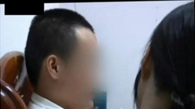 แพทย์จีน ปลูกถ่ายจมูก ให้ผู้ป่วยบนหน้าผาก