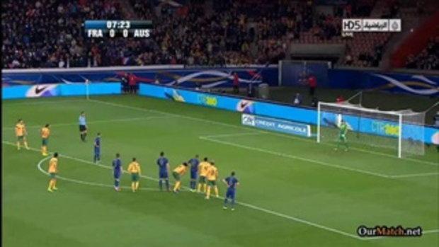 ไฮไลต์ฟุตบอล ฝรั่งเศส 6-0 ออสเตรเลีย (กระชับมิตรทีมชาติ)