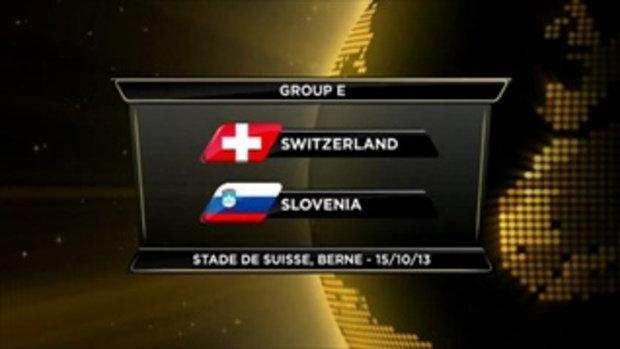 ไฮไลต์ฟุตบอล สวิสเซอร์แลนด์ 1-0 สโลเวเนีย
