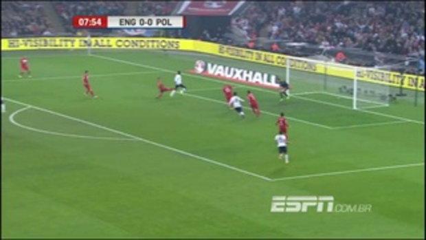 คลิปไฮไลต์ อังกฤษ 2-0 โปแลนด์  ฟุตบอลโลก รอบคัดเลือก
