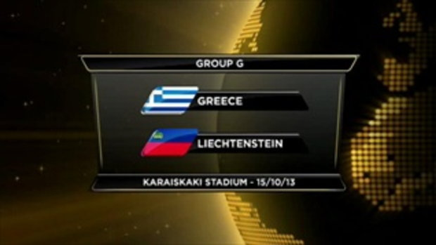 Greece (2-0) Liechtenstein - All Goals & Highlight