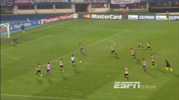 ไฮไลท์ฟุตบอล ออสเตรีย เวียนนา 0-3 แอตเลติโก มาดริด UCL