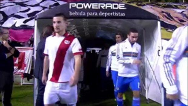 ไฮไลท์ฟุตบอล ราโย บาเยกาโน่ 2-3 เรอัล มาดริด