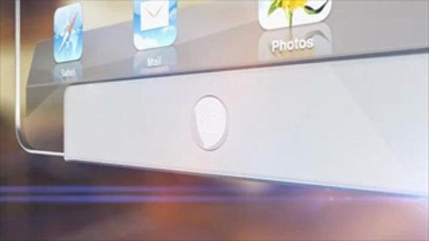 ไอแพดโปร่งใส คอนเซ็ปค์ iPad รุ่นใหม่