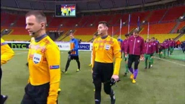 รูบิน คาซาน 2-0 เลบานเต้ (ยูโรป้า)