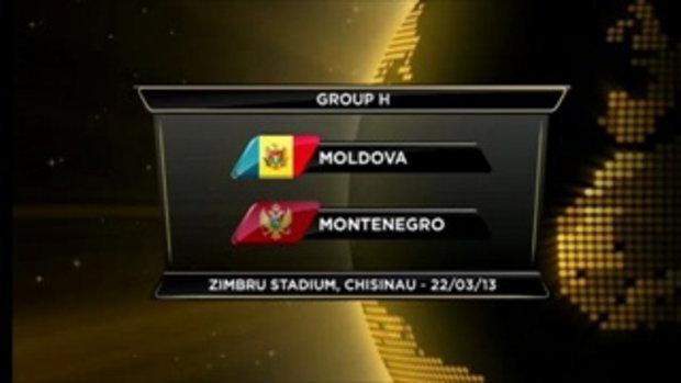 มอลโดวา 0-1 มอนเตเนโกร (บอลโลกรอบคัดเลือก)
