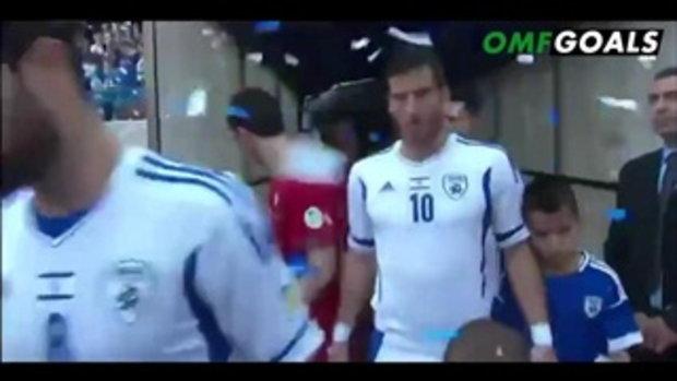 อิสราเอล 3-3 โปรตุเกส (บอลโลกรอบคัดเลือก)