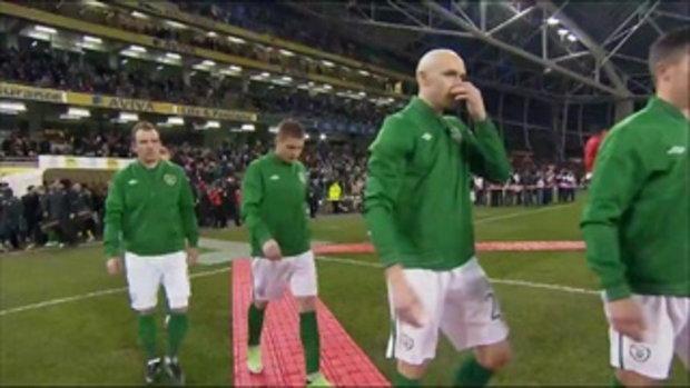 ไอร์แลนด์ 2-2 ออสเตรีย (บอลโลกรอบคัดเลือก)