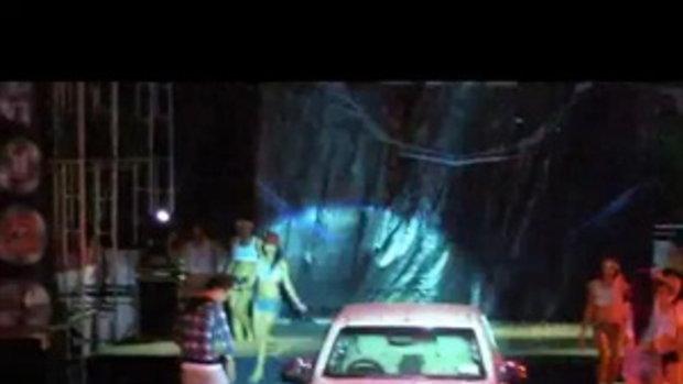 เมเปิ้ล ล้างรถ Motor Show Tukcom ชลบุรี