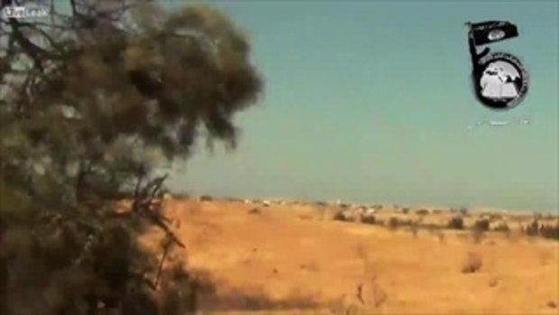 คาตา! วินาทีผู้ก่อการร้ายยิงจรวดสอยเฮลิคอปเตอร์ระเบิด ในอียิปต์