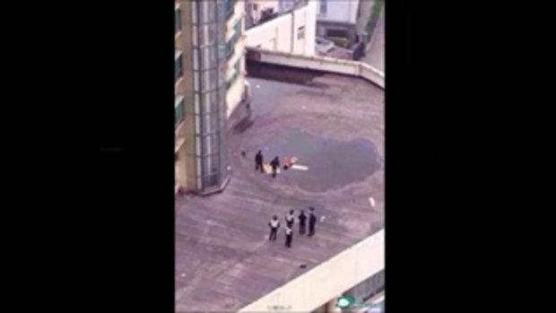 สาวจีนอกหักฆ่าตัวตายผ่านอินสตาแกรม