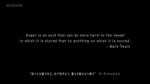 Metal Gear Solid V Phantom Pain - E3 2014 Trailer