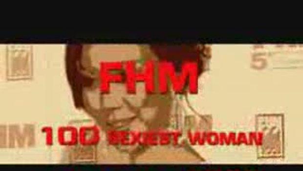 FHM 2008 ดารสาวซ็กซี่