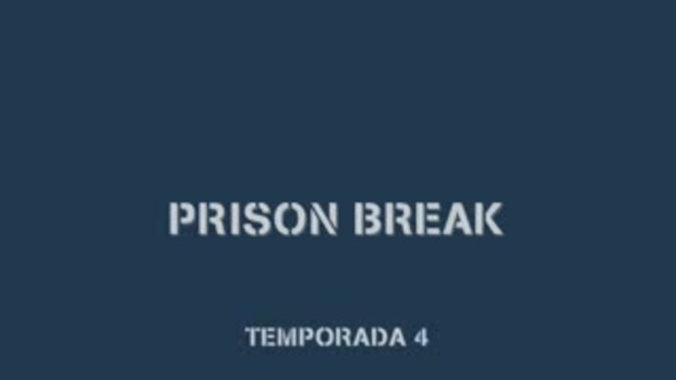 Prison Break spot season 4
