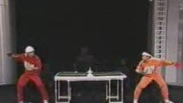 Ping Pong Matrix
