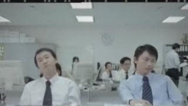 โฆษณา Mentos ของจีน