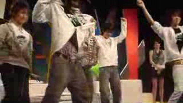 K-OTIC เต้นเซ็กซี่