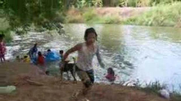 ฟีฟ่าเล่นน้ำ