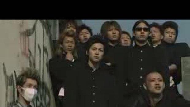 MV I wanna change ost. The Crows Zero ( เรียกเขาว่