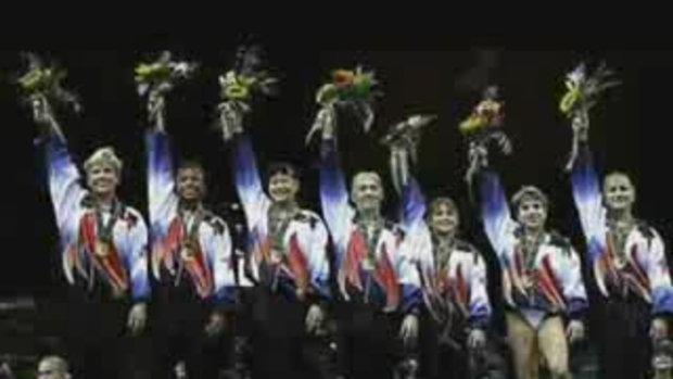 US Gymnastics Olympic 2008 Trials