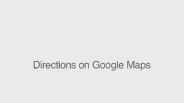 คำแนะนำการใช้ แผนที่ google map