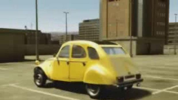 รถแปลงร่างได้