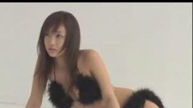 เซ็กซี่ แบบสุดๆ กับ  Risa Kudo