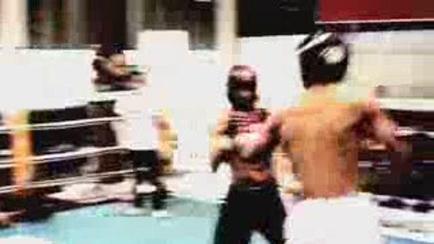 Highlight ศึกนักสู้ 2008