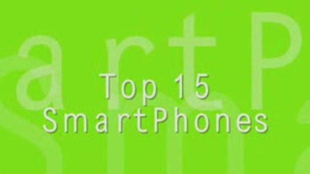 SmartPhone  ท็อป 15 อันดับ