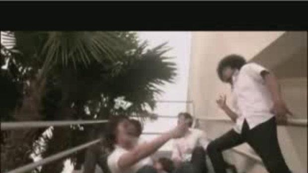 MVเพลงรักน้องปี1:ไอน้ำ