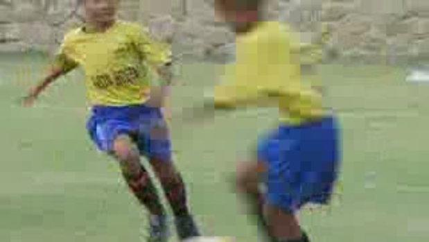 ซ้อมฟุตบอล