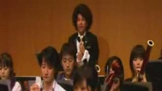 Nodame Cantabile - วุ่นรัก นักดนตรี ตอนที่ 8