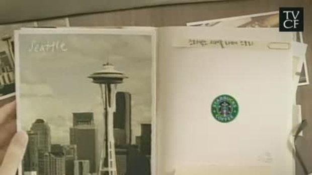 โฆษณา Starbucks เกาหลี