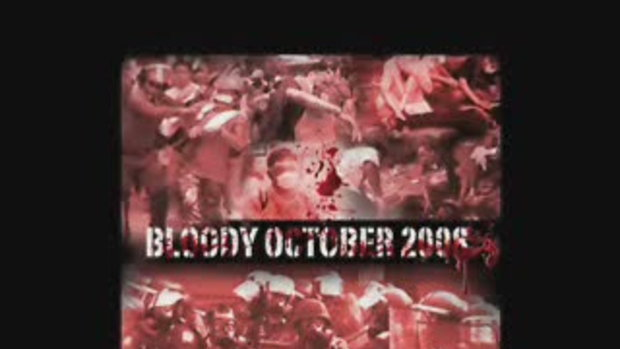 Bloody October - Kelly Newton