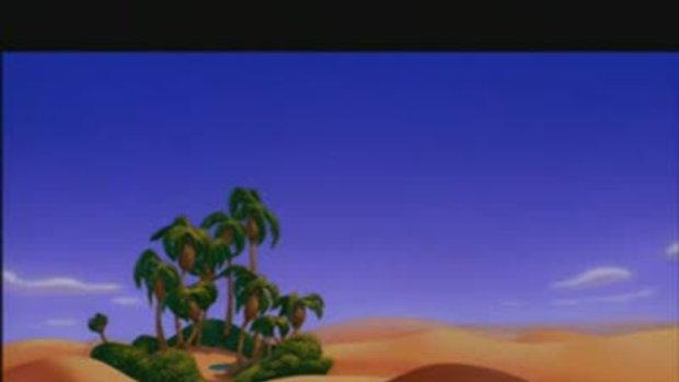 Aladdin (อะลาดินกับตะเกียงวิเศษ)2จบ
