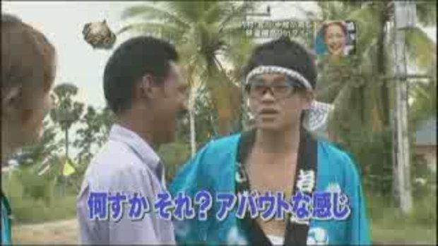 ญี่ปุ่นมาแข่งไถนาในไทย ตอน 2