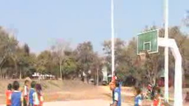 การแข่งขันกีฬานันทาราม แชร์บอล