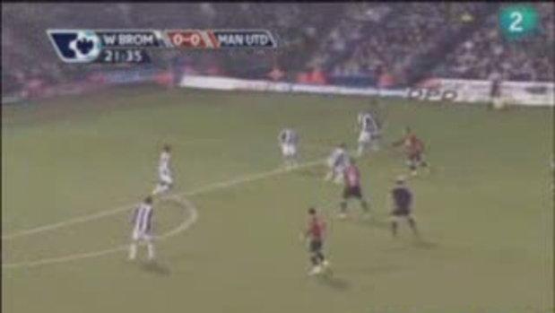 West Brom 0-5 Manchester Utd