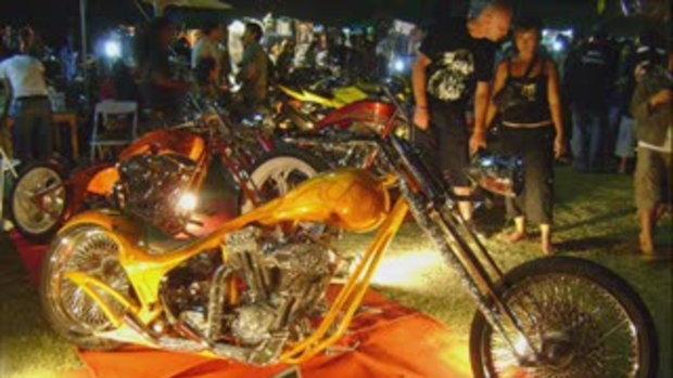 Pattaya Bike Week 2009