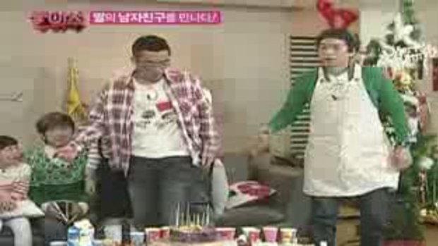 Heechul + Hongki Nobody Dance 2
